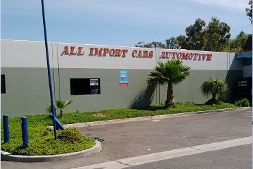 All Import Cars Auto